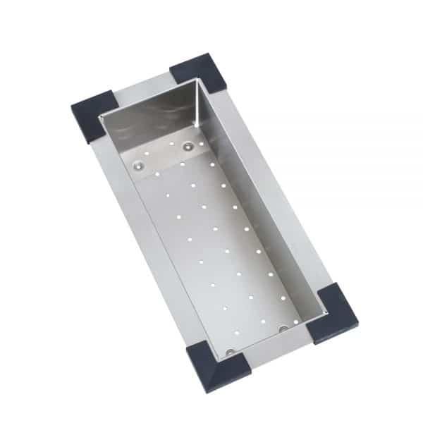 A-CLDR2 / Sink Colander for Kitchen - Stainless Steel