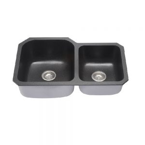 NG-02BK / Double Bowl - Special Series