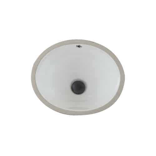 PU-902-WH-1PC / Single Bowl