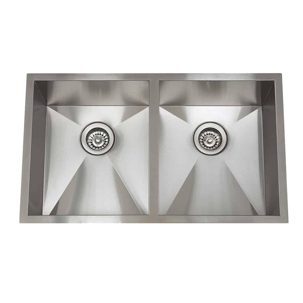 Zero Radius Kitchen Sink 32\