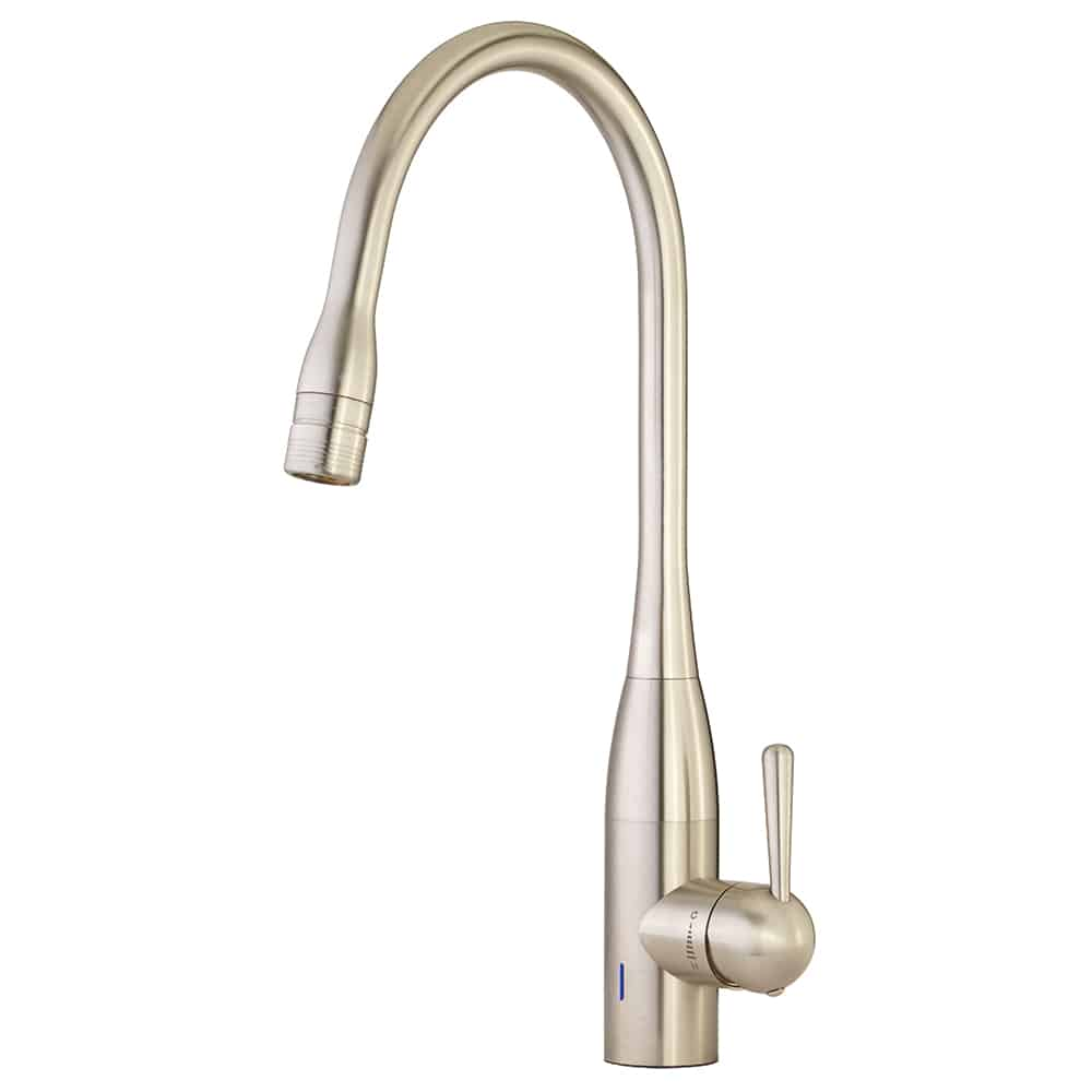 Ozone Generating Kitchen Faucet Pull Down 16 1/2\