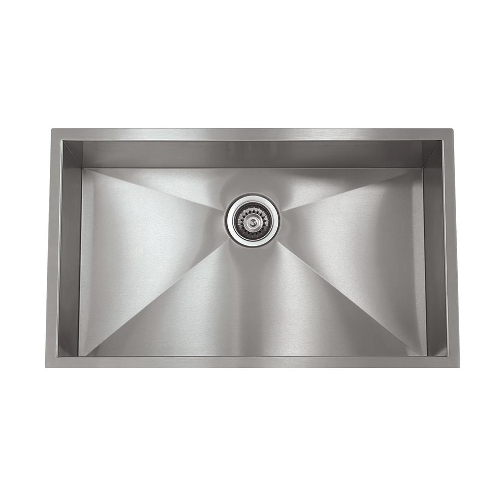 SS-0Ri-S5 / Zero Radius Kitchen Sink 28\