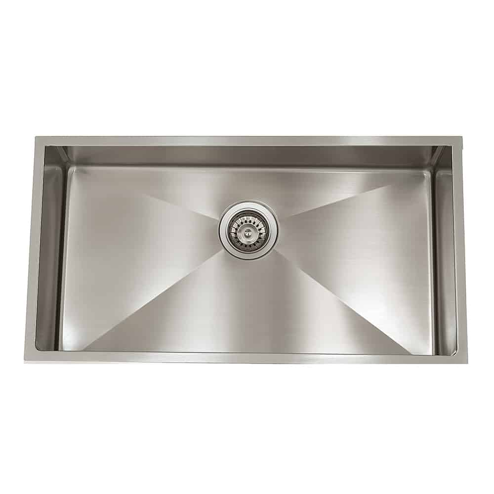 SS-ADA-14Ri-S28 / ADA and Specialty Kitchen Sink 28\