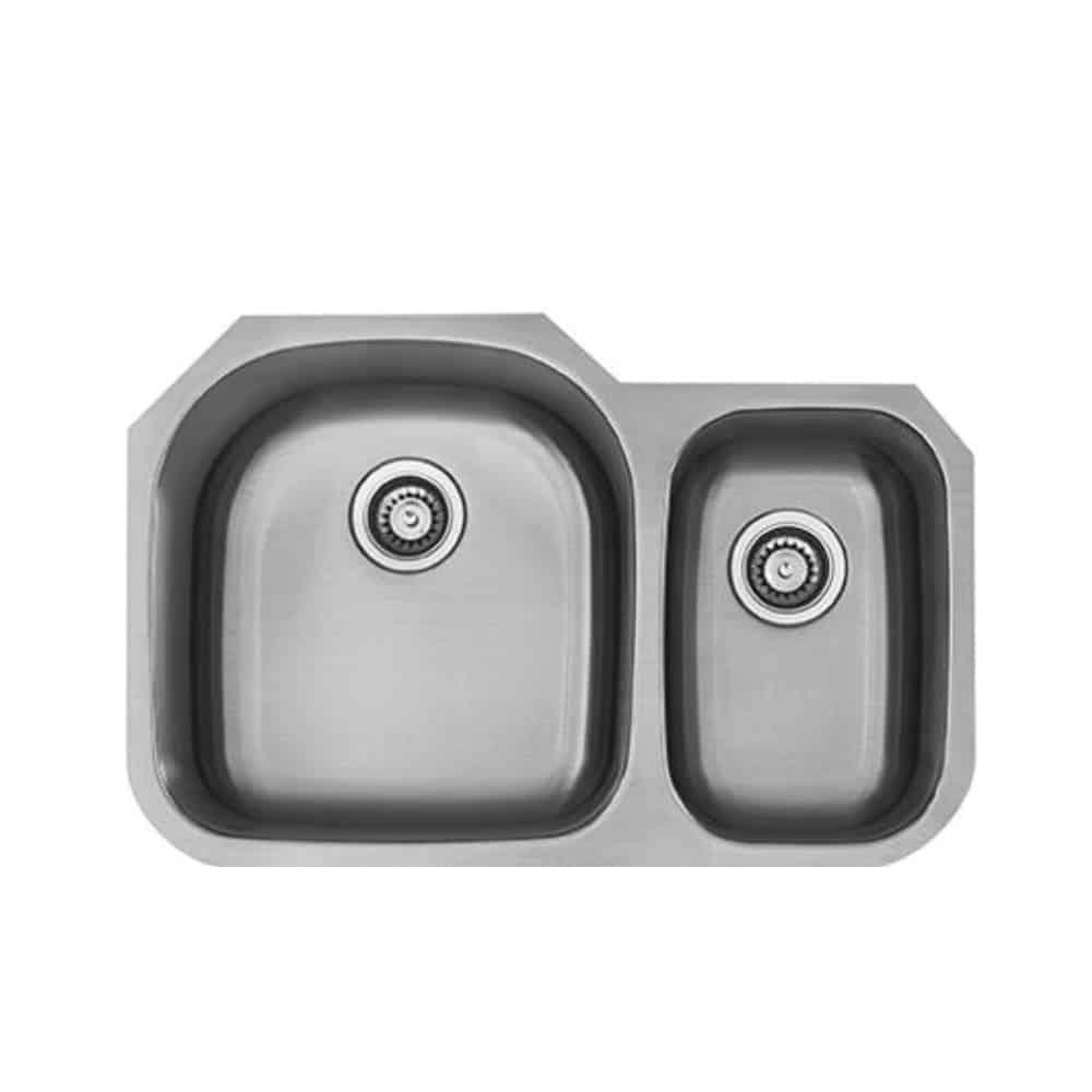 SS-CL-D13L / Classic 18 Gauge Kitchen Sink 31\