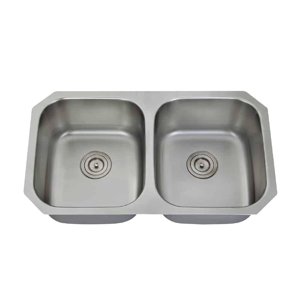 SS-CL-D30 / Classic 18 Gauge Kitchen Sink 29-1/8\